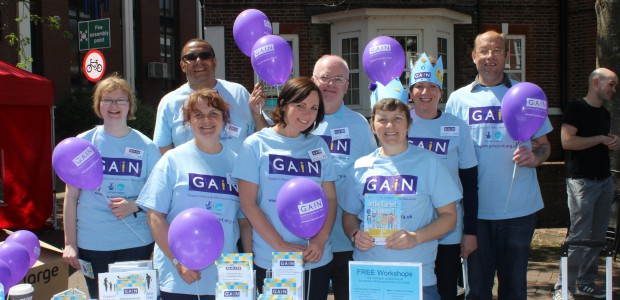 The GAIN Project: A Pictorial Reflection